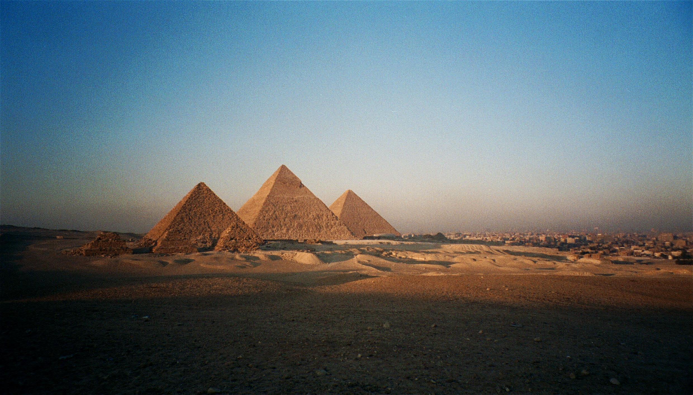 Paradise Island  Egyptian Pyramid