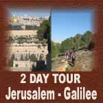 Jerusalem- Galilee