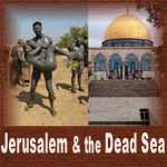 Jerusalem Dead Sea Tour