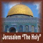 Jerusalem_Holy