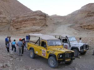Eilat Desert Jeep