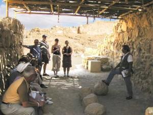 Masada-tour