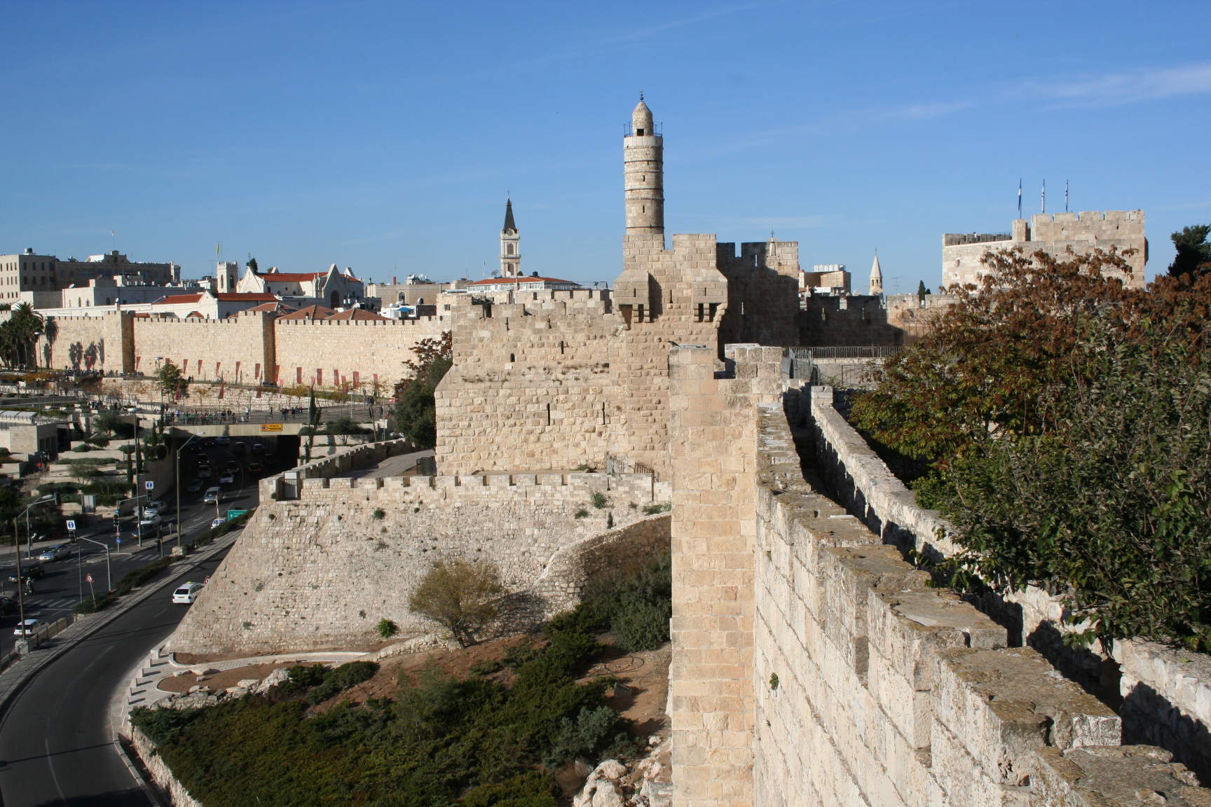 Jerusalem in the Time of Nehemiah Map - Second Temple ...   Cities Surrounding Jerusalem