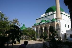 Al Jezzar Mosque in Acre