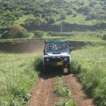 Golan Jeep Tour