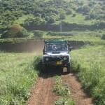 Golan Jeep Tour