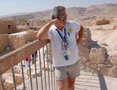 Udi Guberman Israel tour expert