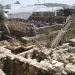 archaeology City of David
