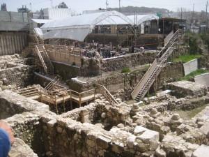 archaeology City of David