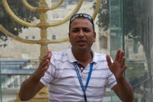 Hasan holy land expert guide