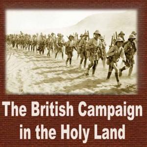 British CampaignHoly Land
