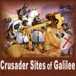 Israel crusader sites