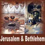 Christian Tour Jerusalem and Bethlehem