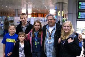 Kids Family Tour