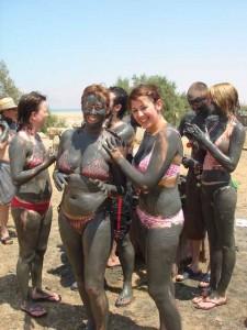 Mud Therapy Dead Sea