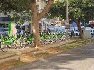 Tel Aviv_Bike
