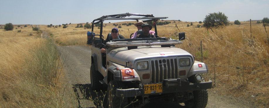 jeep tour Golan Heights Israel slider-holder4