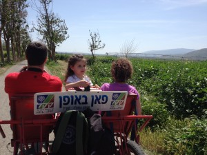 Hula Valley Fun