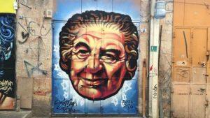 golda street art